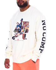 AKOO - Discography Crew Sweatshirt (B&T)-2698399