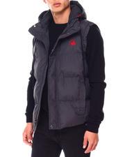 Vests - Rocky Vest with Zip-off fleece hood-2698983