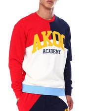Pullover Sweatshirts - ACADEMY CREW-2699779