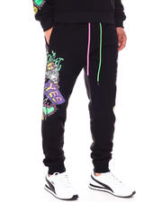 SWITCH - CROWN LEOPARD & CHARACTER Jogger-2699405