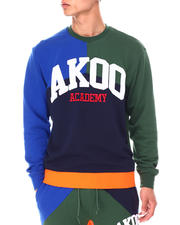 Pullover Sweatshirts - ACADEMY CREW-2699774
