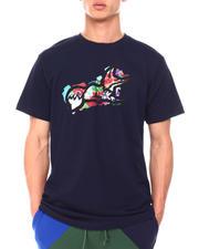 T-Shirts - WATERCOLOR SNOB SS TEE-2700043