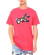 T-Shirts - WATERCOLOR SNOB SS TEE-2700048