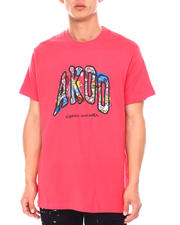 T-Shirts - AKOO LIVE WELL SS TEE-2700082