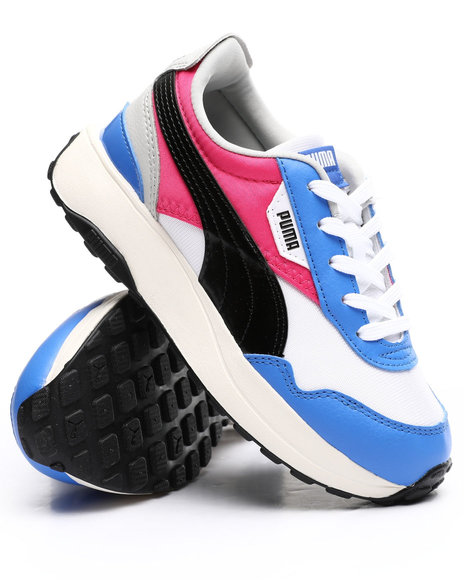 Puma - Cruise Rider Silky PS Sneakers (10.5-3)