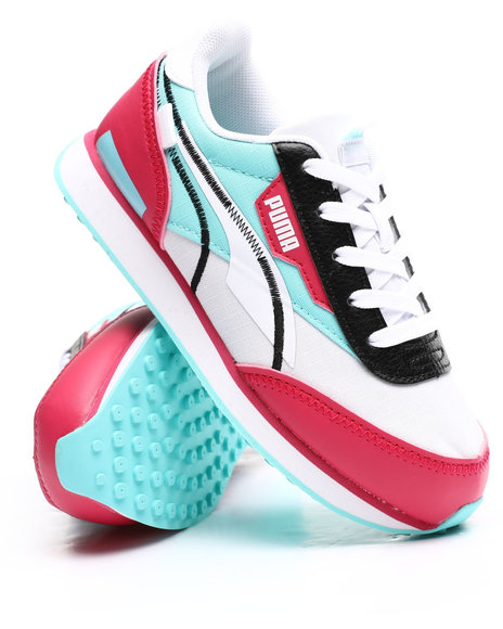 Puma - Future Rider Twofold Girls PS Sneakers (10.5-3)