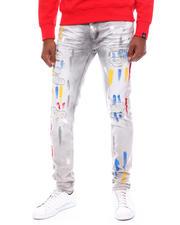 SWITCH - Color Splatter Jean-2698784