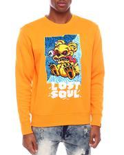 Pullover Sweatshirts - Lost Soul Crewneck Sweatshirt-2700931