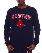 Pro Standard - BOSTON RED SOX STACKED LOGO CREWNECK-2701187