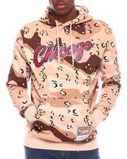 Mitchell & Ness - CHICAGO BULLS Camo Reflective Hoodie-2701245