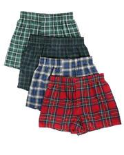 Loungewear - 4Pk Boys Boxer Briefs (6-20)-2697635