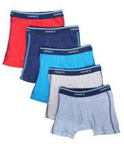 Loungewear - 5Pk Toddler Boxer Briefs (2T-4T)-2697639