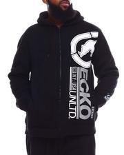 Hoodies - Thermal Work Wear / Lined Sherpa Hoodie (B&T)-2702160