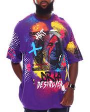 Akademiks - Destroyer Benjamins T-Shirt (B&T)-2702056