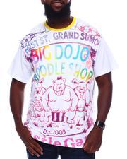 T-Shirts - Sumo Knit Graphic T-Shirt (B&T)-2701811