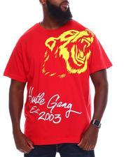 T-Shirts - Papa Bear Knit T-Shirt (B&T)-2701840