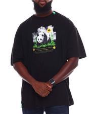 LRG - Elevated Panda T-Shirt (B&T)-2701863
