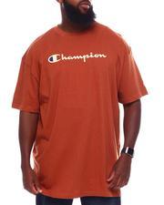 Champion - Classic Graphic Script T-Shirt (B&T)-2701964