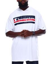 Champion - Horizontal Graphic Fleece Hoodie (B&T)-2701980