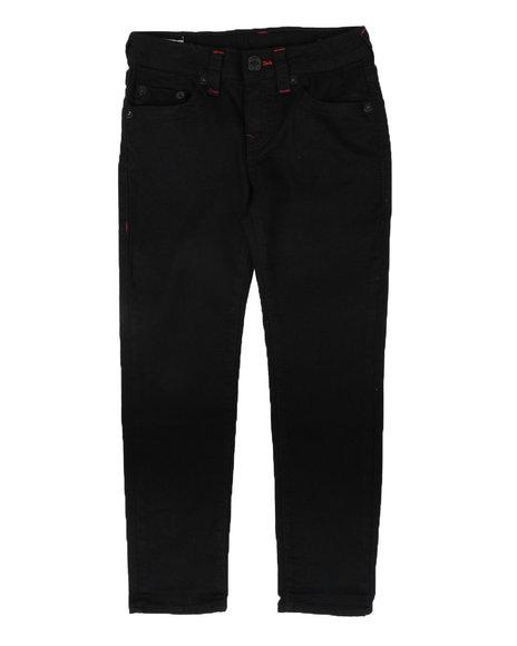Arcade Styles - Stretch Slim Straight Jeans (8-16)