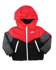 Outerwear - Windrunner Puffer Jacket (2T-4T)-2700834