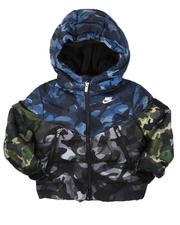 Outerwear - Windrunner Puffer Jacket (2T-4T)-2700872