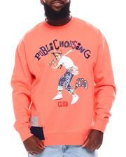 Pullover Sweatshirts - No Rivals Crew Sweatshirt (B&T)-2702477