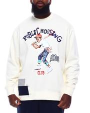 Pullover Sweatshirts - No Rivals Crew Sweatshirt (B&T)-2702504
