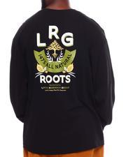 LRG - Natural Roots Long Sleeve T-Shirt (B&T)-2701735