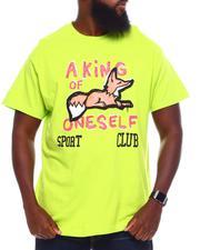 AKOO - Sport Club King Snobby T-Shirt (B&T)-2702156