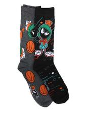 DRJ SOCK SHOP - 2Pk Marvin Socks-2702263