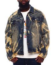 Outerwear - Spades Denim Jacket (B&T)-2702548