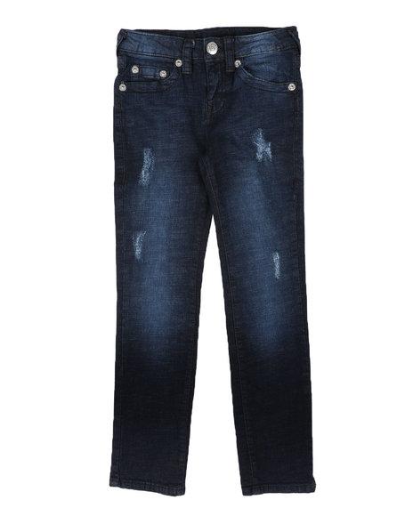 True Religion - Stretch Slim Straight Jeans (8-16)