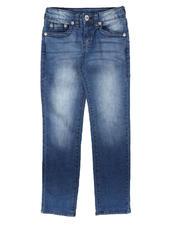 True Religion - Stretch Slim Straight Jeans (8-16)-2700499