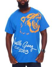 T-Shirts - Papa Bear Knit T-Shirt (B&T)-2701803