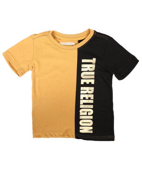 True Religion - Color Block Tee (4-7)