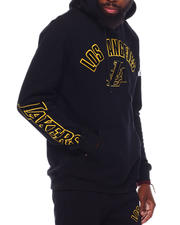 Pro Standard - LOS ANGELES LAKERS STACKED LOGO HOODY-2698258