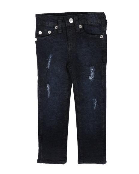 True Religion - Stretch Slim Straight Jeans (4-7)