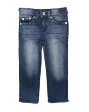 True Religion - Stretch Slim Straight Jeans (4-7)-2702526