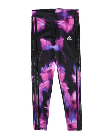 Adidas - AOP Floral Tights (7-16)