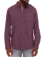 DJPremium - Ls Twill Flannel Shirt-2700660