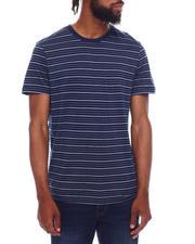 Short-Sleeve - Mini Stripe Crew-2700685