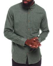 DJPremium - Ls Twill Flannel Shirt-2700700
