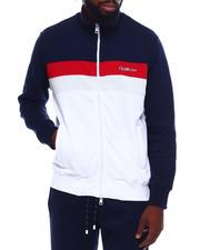 Light Jackets - Full Zip Colorblock Track Jacket-2700715