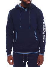 Hoodies - Mod Fleece Hoodie - Logo On Sleeve-2700735