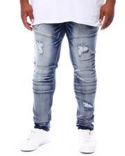 Reason - Baltic Destruct & Distress Denim Jeans (B&T)-2702644