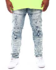 Reason - Vintage Bleach Denim Jeans (B&T)-2702621