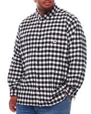 Carhartt - Rugged Flex Relaxed Fit Midweight Flannel Long Sleeve Shirt (B&T)-2695883