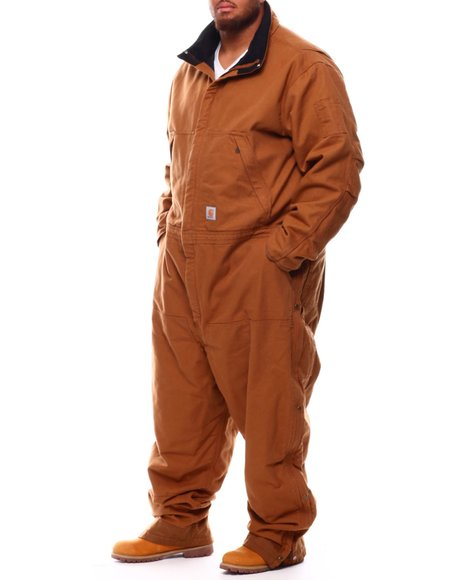 Carhartt - Loose Fit Washed Duck Insulated Coverall (B&T)