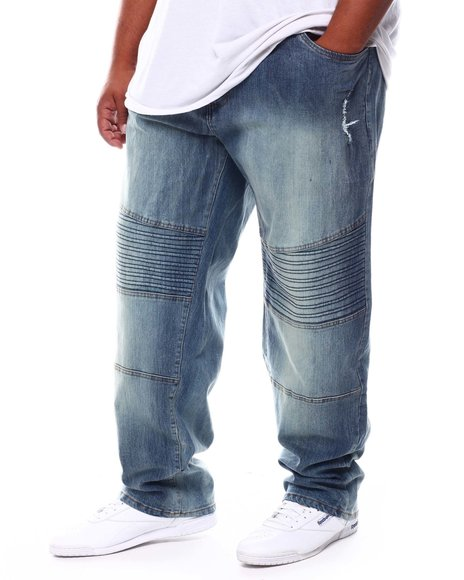 Akademiks - Moto Jeans (B&T)